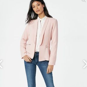 JustFab Zip Pocket Blazer